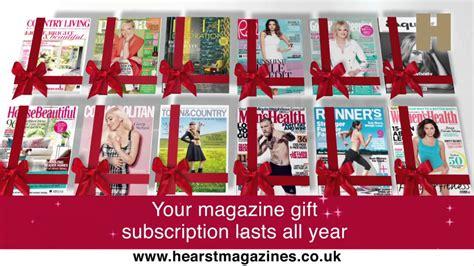 hearst magazine hearst magazines gift subscriptions