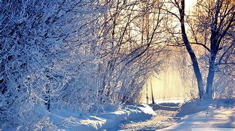 paisajes de invierno  portada de facebook  fondo de