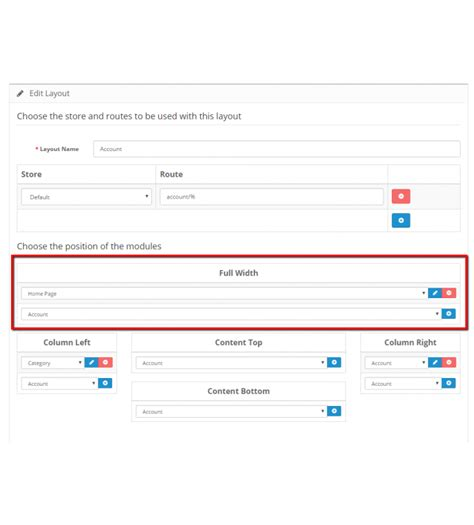 download layout opencart adding new position for different layout in opencart 2 2