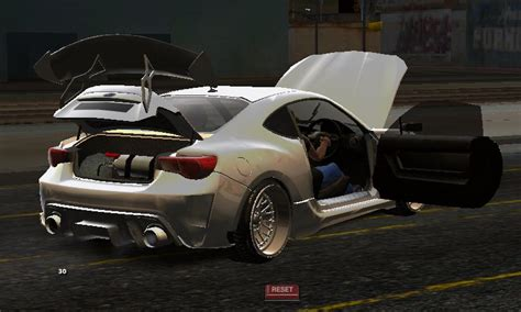 subaru brz custom kit gta san andreas subaru brz custom kit mod mobilegta