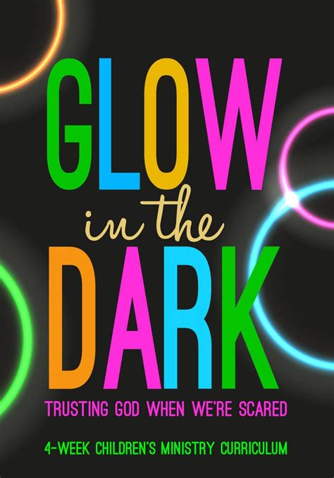 in the light ministries 1000 images about glow in the children s ministry