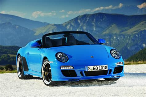 2017 Porsche 911 Speedster Car Photos Catalog 2018