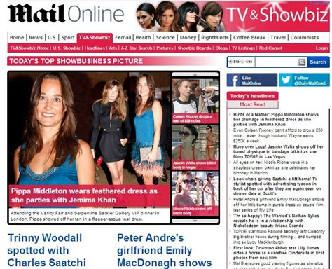 email online daily mail general trust revenue rises on rocketing