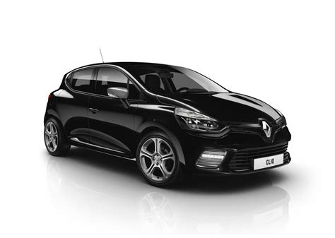 renault clio black 2015 renault clio gt line look pack costs 163 400 autoevolution