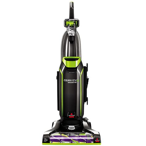 Bissell Upholstery Cleaner Cleanview Pet Bagged Vacuum 20191 Bissell Vacuum Cleaners