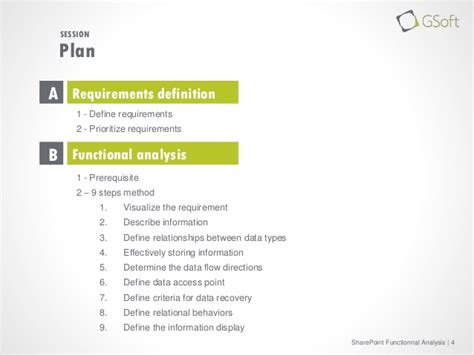sharepoint requirements template how to write amazing functional analysis documents for