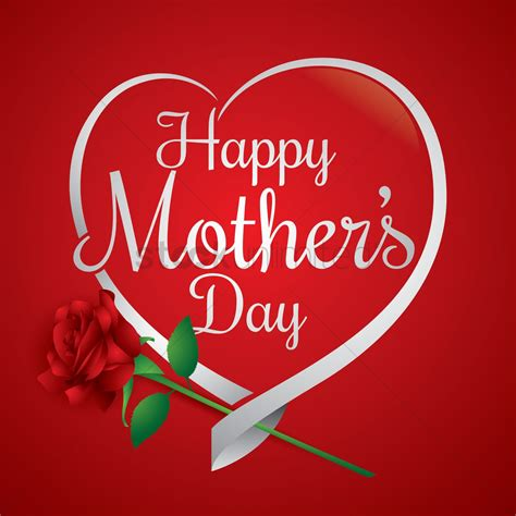 day design happy mothers day design vector image 1997319