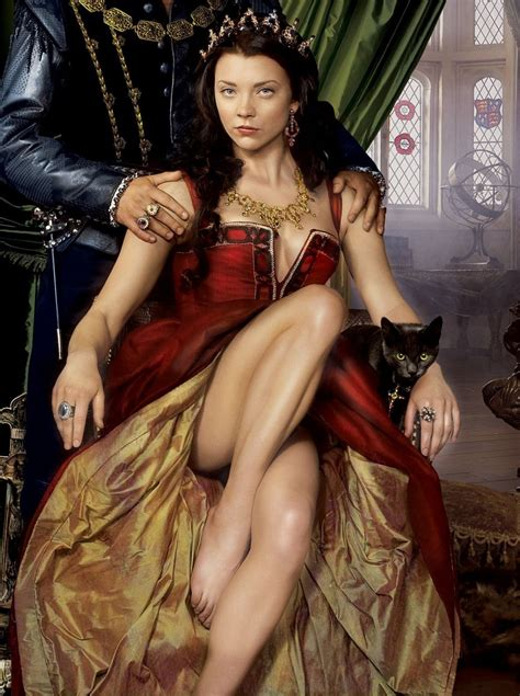 natalie dormer the tudor seductress or framed by henry viii find out the