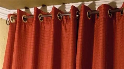 diy cortinas diy cortinas con argolla facil