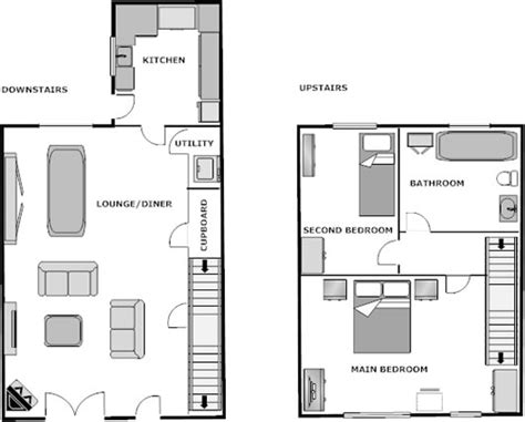 cottage company floor plans floorplan cottage accommodation dorset