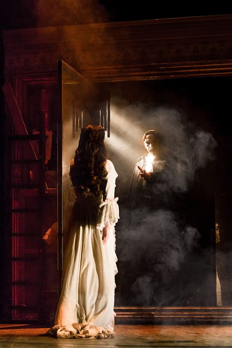 Why Opera And Musical phantom of the opera my experience of the show of a
