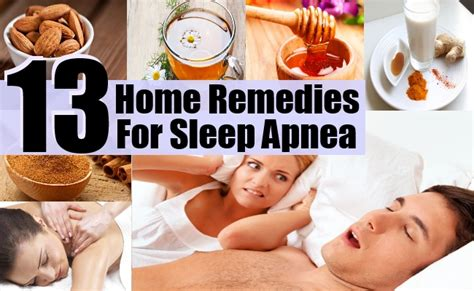 13 home remedies for sleep apnea diy health remedy