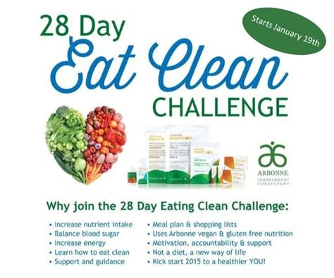 Eat Your Way To Health 28 Day Detox by 29 Best 28 Day Clean Challenge Images On