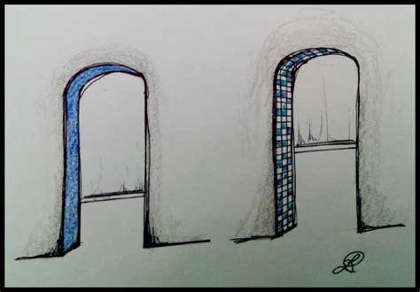 porte con arco porte interne ad arco