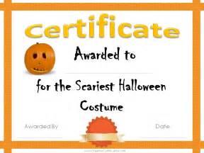 free halloween costume awards