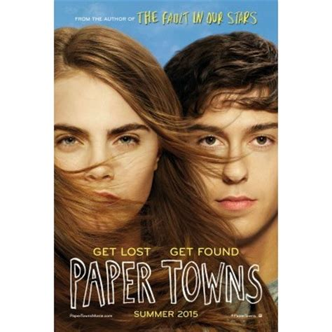 paper towns  poster internet  poster awards
