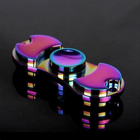Starhome Spinner Flip Fidget Finger Spiner Fidget Toys Mainan 1 custom cool fidget finger gyro spinner edc bearing