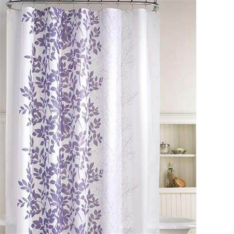 Shadow Vine Shower Curtain Jcpenney Lizzy S Bath