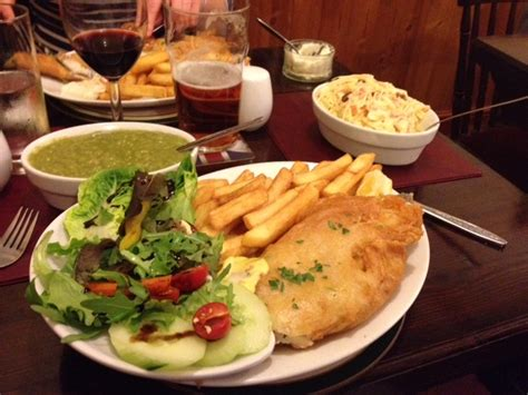 Cottage Fish And Chips by Fullers Hill Cottages Cottages In Cambridgeshire