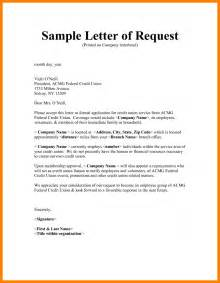 Letter For Approval Of Credit Application 9 Request For Approval Letter Sle Forklift Resume