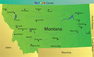 Montana Maps by Montana Map Blank Political Montana Map With Cities