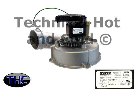 draft inducer pressure switch wiring diagram draft motor