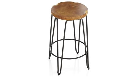 Stool Etymology origin backless counter stool crate and barrel