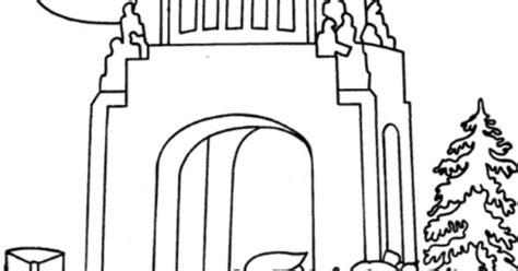 imagenes del monumento ala revolucion mexicana para colorear colorea tus dibujos monumento a la revoluci 243 n ciudad de