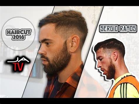corte de sergio ramos 2016 corte de pelo sergio ramos 2016 sergio ramos haircut