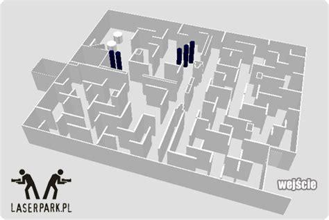 laser tag floor plan laserowy paintball na czym polega