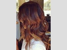 Ombre Hair Marron Caramel Tendance Printemps/Été 2016 ... Red To Blonde Ombre Hair Tumblr