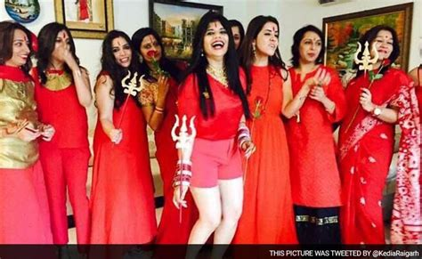 themes for kitty party in april a radhe maa themed kitty party whatever next