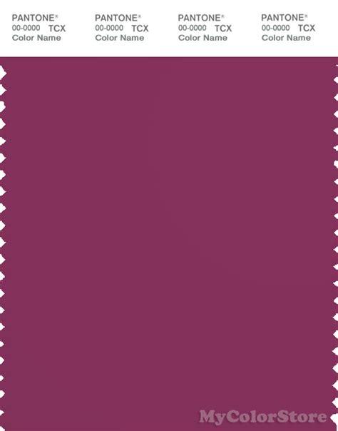 boysenberry color pantone smart 19 2431 tcx color swatch card pantone