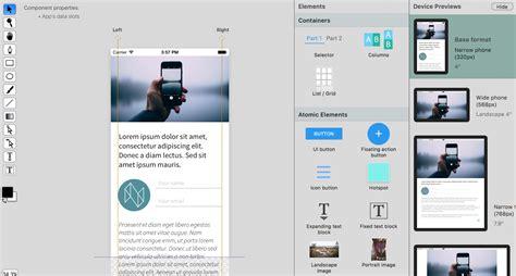 responsive web design layout sizes designing responsive web layouts in react studio hacker noon