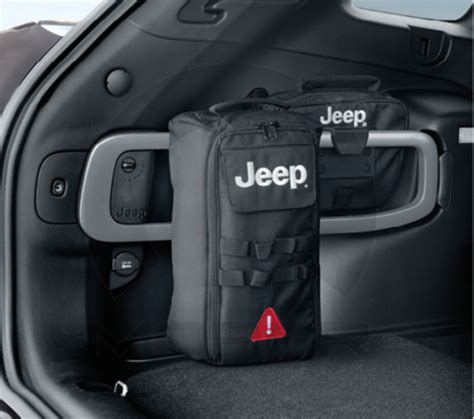Jeep Cargo Management System Oem Jeep Accessories