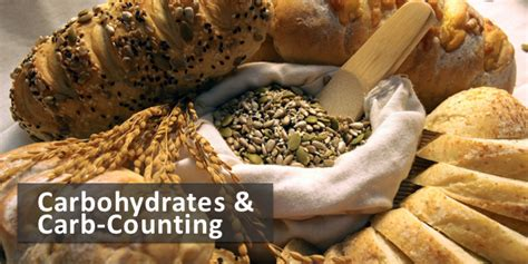 i need more carbohydrates carbohydrates why we carb counting and you should