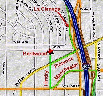 kentwood louisiana map kentwood players directions to our live stage theatre