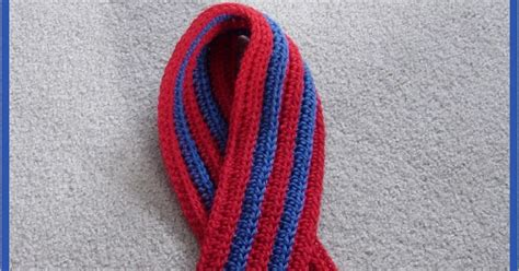 crochet pattern for spiderman scarf positively crochet boy s spiderman inspired scarf