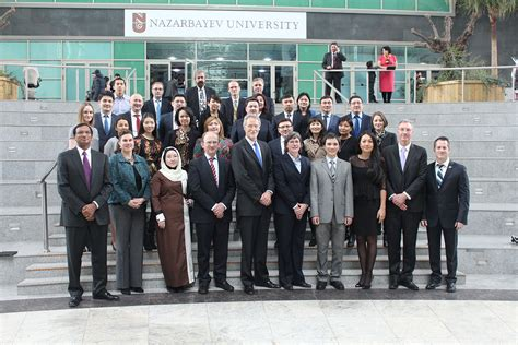 Mba Nu by Nu Executive Mba Programme Changing Kazakhstan S Business