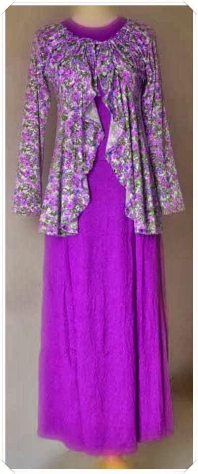 Gamis Terbaru Hijabuna update model baju gamis terbaru modern 2013