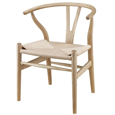 Modern Wishbone Y Chair Dining Designer Hans Wegner Wishbone Dining Chairs