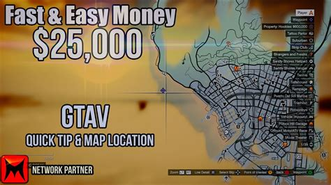 Easy Way To Make Money On Gta 5 Online Ps4 - how to make quick easy money in gta v online howsto co
