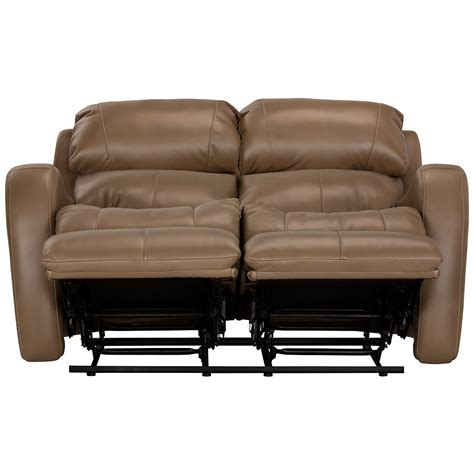 reclining loveseat microfiber city furniture finn brown microfiber power reclining loveseat