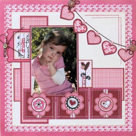 scrapbook layout valentine 17 best images about scrapbook layouts love valentines