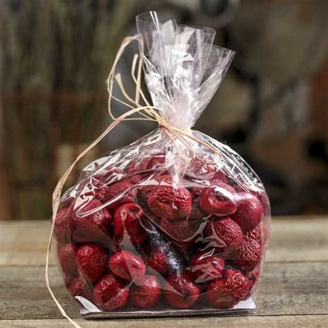 Faux Cranberry Vase Filler by Artificial Dried Berries Vase Fillers Table Scatters