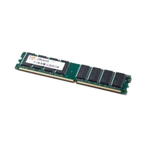 banco di ram banco singolo 1 gb ddr 333 dimm pc2700 per mac mini g4