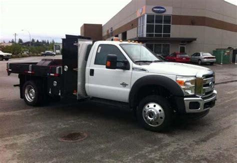 Custom Deck Trucks & Flat Deck Trucks   Custom Work Trucks