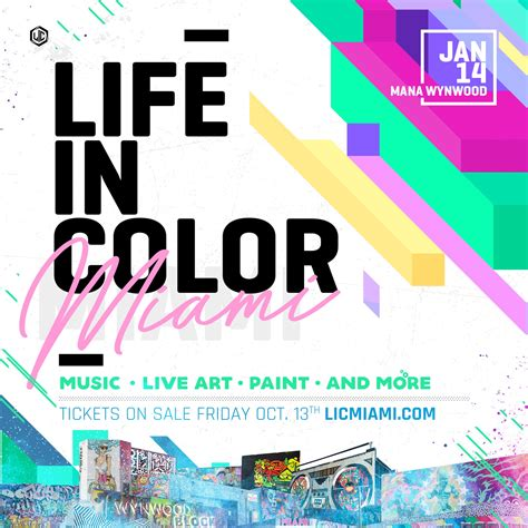 in color miami in color brings the back to miami in 2018