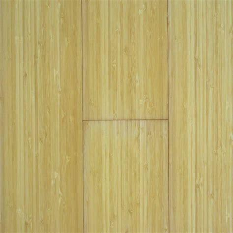 Natural Vertical Engineered Hawa Bamboo Flooring   Custom