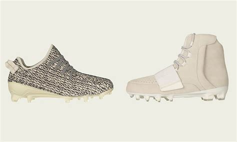 adidas yeezy football cleats release info sole collector